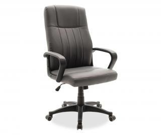 Kancelárska stolička Roby Čierna
