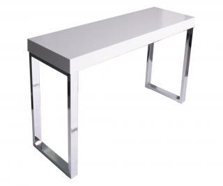 Kancelársky stôl Office Olio Biela