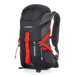 KANSAS 18 hiking backpack black One size