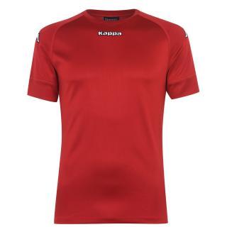 Kappa Pomezia T Shirt červená XXL