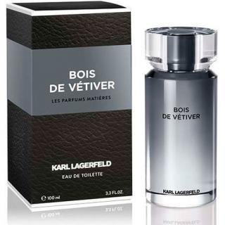 Karl Lagerfeld Bois De Vétiver - EDT 1 ml - odstřik pánské