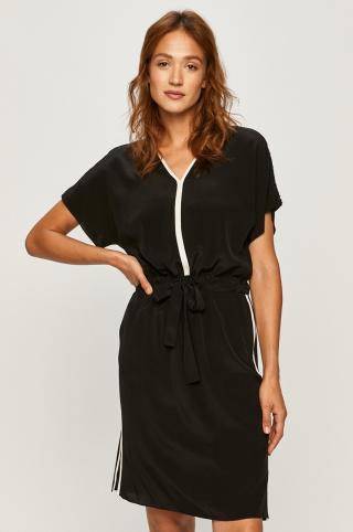 Karl Lagerfeld - Šaty dámské čierna 36