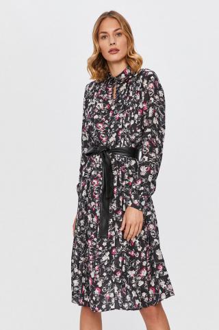 Karl Lagerfeld - Šaty dámské čierna 38