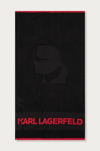 Karl Lagerfeld - Uterák čierna ONE SIZE