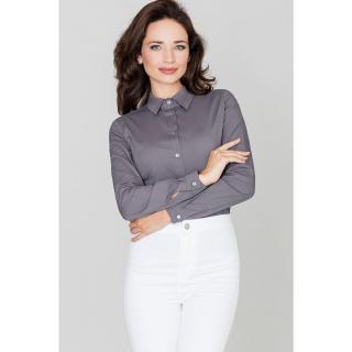 Katrus Womans Shirt K240 dámské Grey S