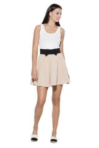 Katrus Womans Skirt K056 dámské Black XL