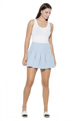 Katrus Womans Skirt K398 dámské Blue M