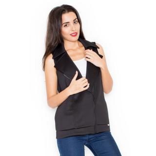 Katrus Womans Vest K319 dámské Black L
