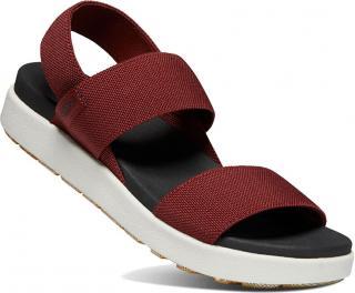 KEEN Dámske sandále ELLE BACKSTRAP 1022622 fired brick 38 dámské