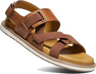 KEEN Dámske sandále LANA Z 1022583 tortoise shell / silver birch 38 dámské