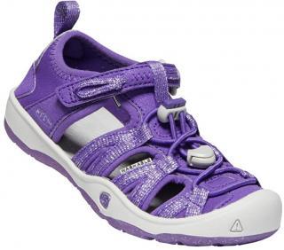 KEEN Detské sandále MOXIE SANDAL KIDS 1022895 royal purple / vapor 25/26