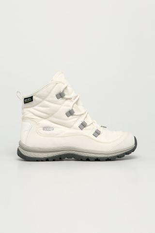 Keen - Topánky Terradora Ankle WP dámské biela 36