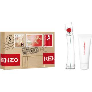 Kenzo Flower by Kenzo darčeková sada III. pre ženy dámské