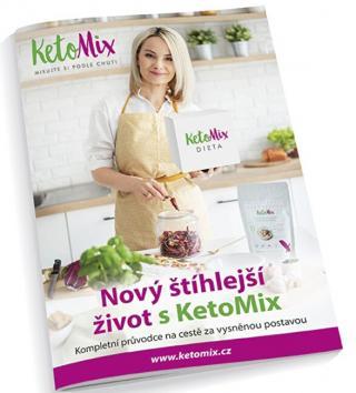 KetoMix Manuál KetoMix