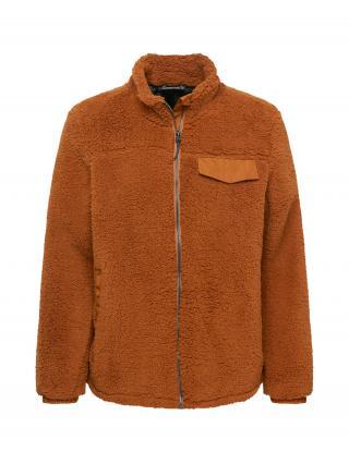 KILLTEC Flisová bunda  hnedá pánské S
