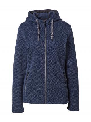 KILLTEC Funkčná flisová bunda  námornícka modrá dámské XS-S