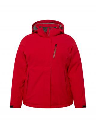 KILLTEC Outdoorová bunda  červená dámské M-L