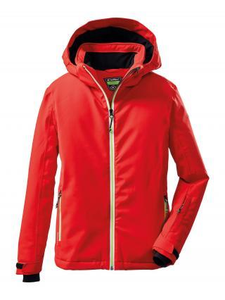 KILLTEC Outdoorová bunda  červená pánské 140