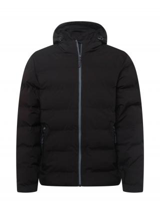KILLTEC Outdoorová bunda  čierna pánské S