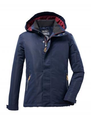 KILLTEC Outdoorová bunda  námornícka modrá pánské 128