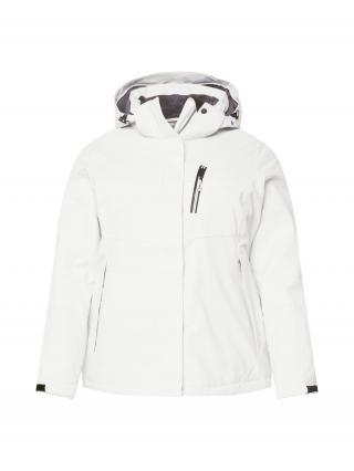 KILLTEC Outdoorová bunda  svetlosivá dámské L