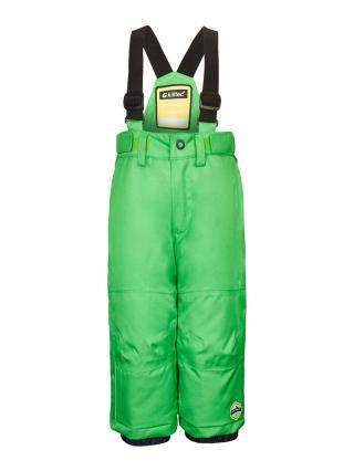 KILLTEC Outdoorové nohavice Jordiny  svetlozelená pánské 122-128