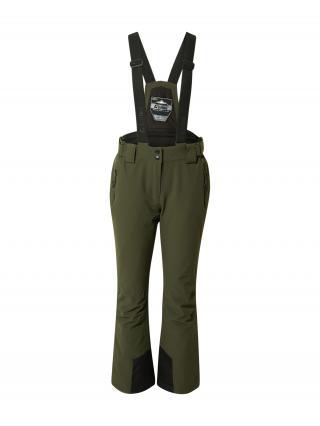 KILLTEC Outdoorové nohavice  olivová / čierna dámské XS-S