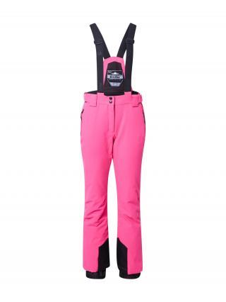 KILLTEC Outdoorové nohavice  ružová / čierna dámské XS-S