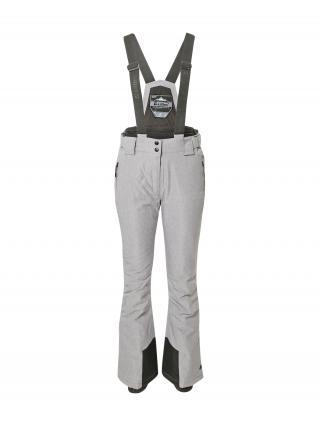 KILLTEC Outdoorové nohavice  sivá melírovaná / čierna dámské XS-S