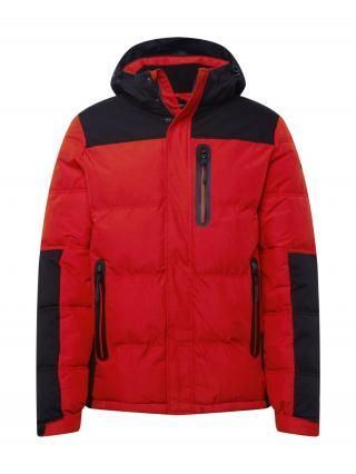 KILLTEC Športová bunda  červená / čierna pánské M