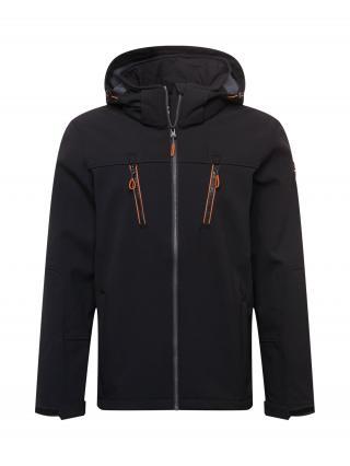 KILLTEC Športová bunda  čierna pánské M