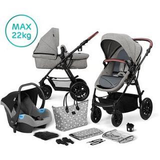 Kinderkraft 3 v 1 XMOOV 2020 Grey