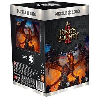Kings Bounty 2: Dragon – Good Loot Puzzle