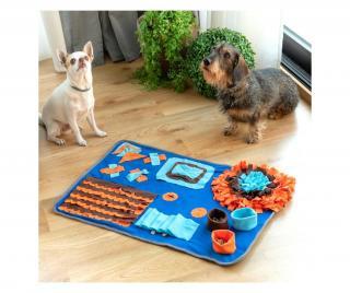 Koberček na hranie pre domáce zvieratá Foofield 50x75 cm 50x75 cm