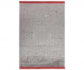 Koberec Extension Red 160x230 cm Šedá & Stříbrná 160x230 cm