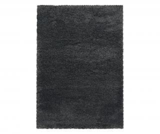 Koberec Fluffy Grey 120x170 cm Sivá & Striebristá 120x170 cm