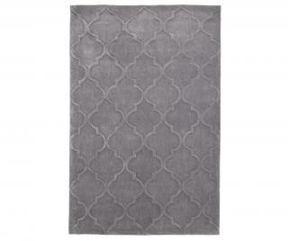 Koberec Hong Kong Silver 150x230 cm Šedá & Stříbrná 150x230 cm