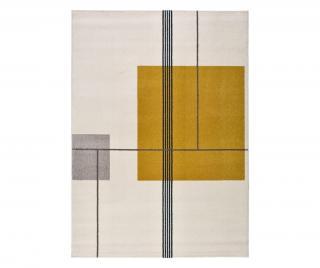 Koberec SHERRY 60x110 cm Žltá & Zlatistá 60x110 cm