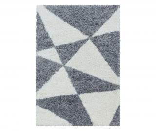 Koberec Tango Grey 60x110 cm Sivá & Striebristá 60x110 cm