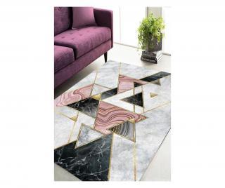 Koberec Triangle Pastel 80x140 cm Pestrofarebná 80x140 cm