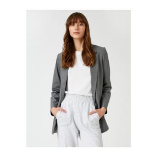 Koton Blazer Jacket Long Sleeve dámské Other 34