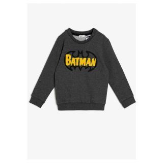 Koton Boys Gray Gray Kids Sweatshirt pánské Other 3-4 Y