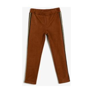Koton Brown Boy Tights pánské Coffee 3-4 Y