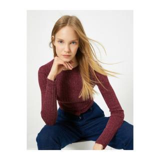 Koton Crew Neck Sweater dámské Other XL