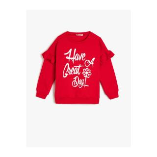 Koton Girl Red Sweatshirt dámské Other 11-12 years