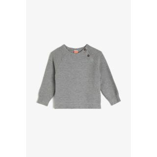 Koton Gray Baby Sweater dámské Other 3-6 M