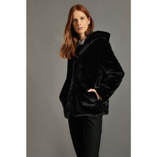 Koton Hooded Plusus Coat dámské Other 34