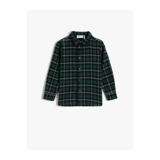Koton Lumberjack Shirt Long Sleeve pánské Other 5-6 Y