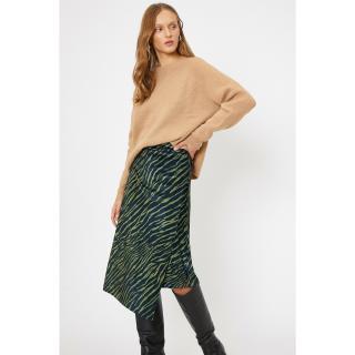 Koton Woman Green Skirt dámské L