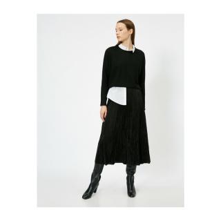 Koton Women Skirt dámské Black 999 L